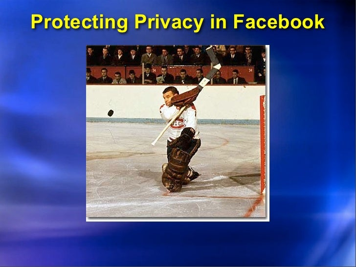 Protecting Privacy in Facebook