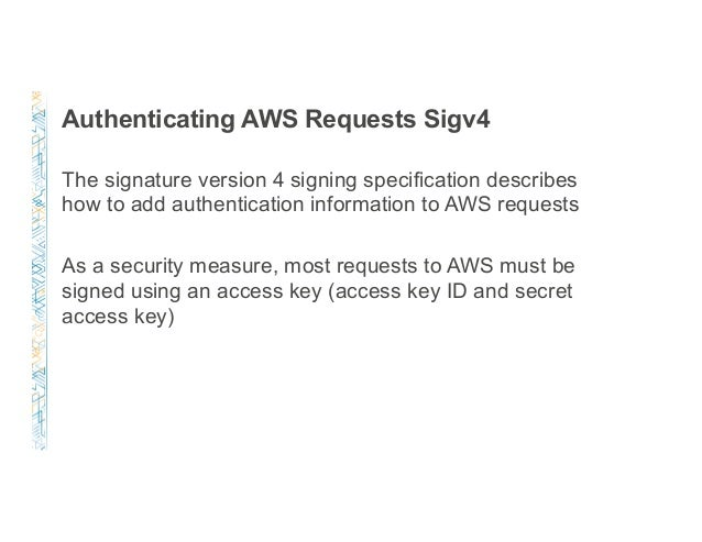 Protecting Your Data in AWS