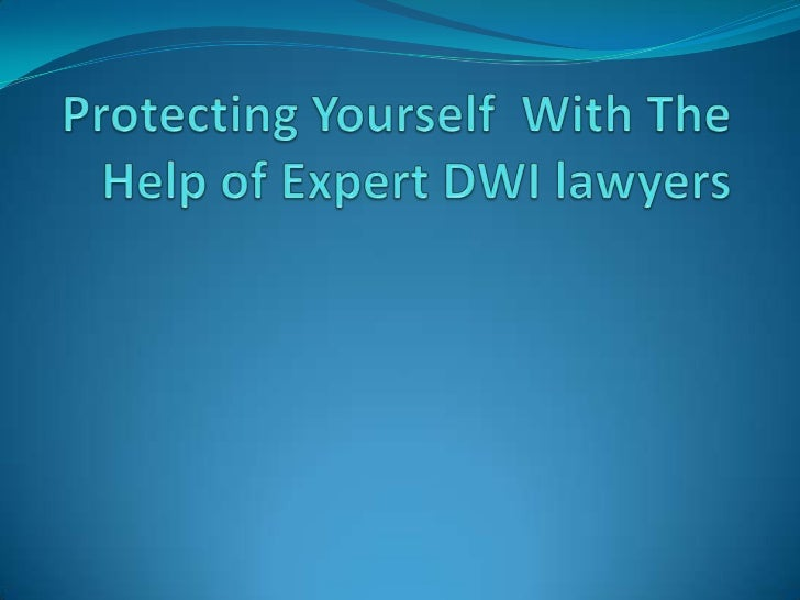  Facing a DWI or driving while intoxicated case is no joke. Although it is not considered a serious crime like murder or ...