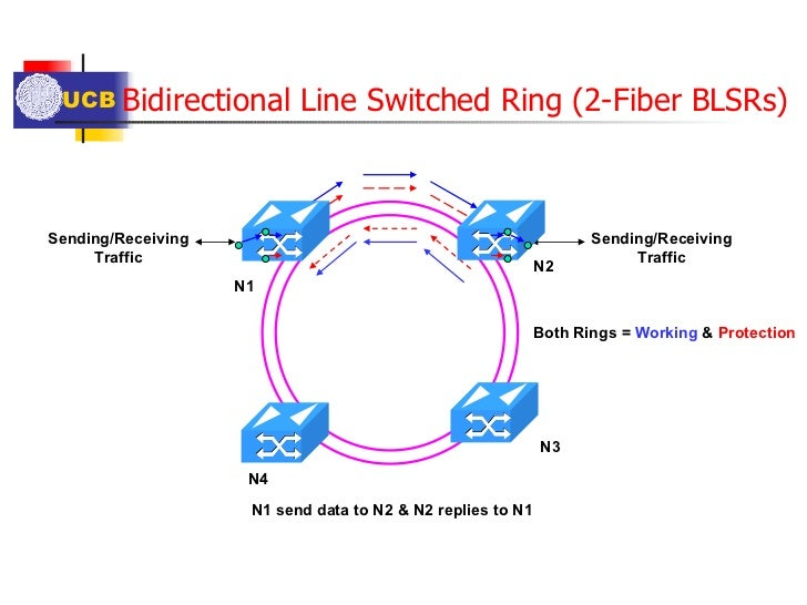 Bidirectional Path Switched Ring