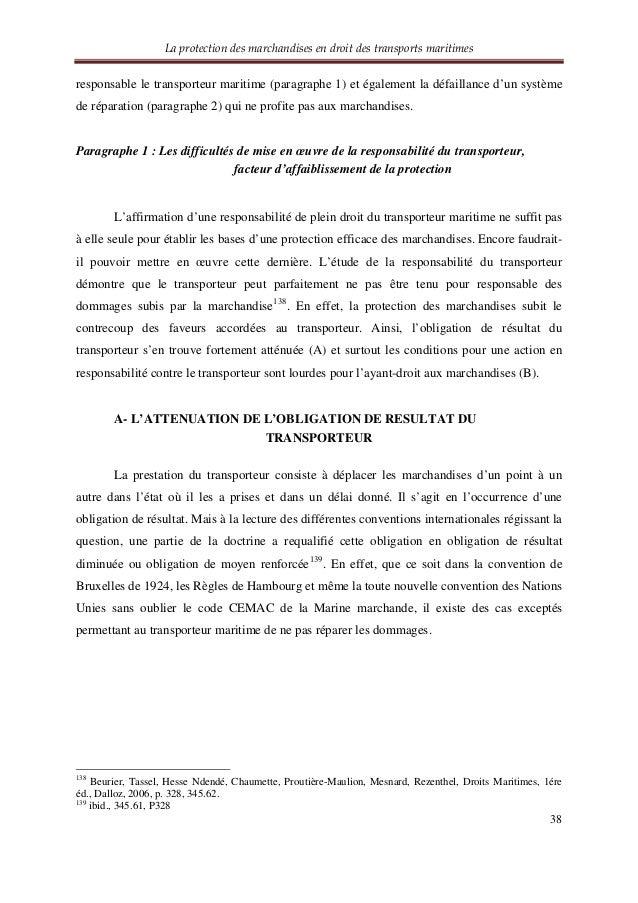 Protection des marchandises transport maritime slideshare - 웹
