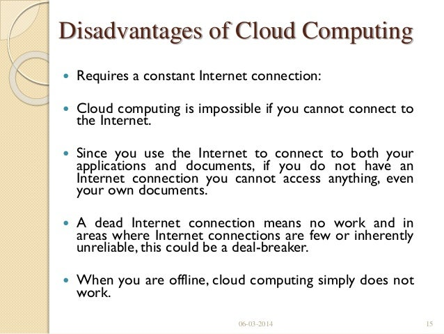 the benefits and disadvantages of cloud computing 2016 was a tumultuous year, to say the least it had it's ups and downs, but despite the loss of many beloved celebrity figures, 2016 was actually a good year in retrospect.