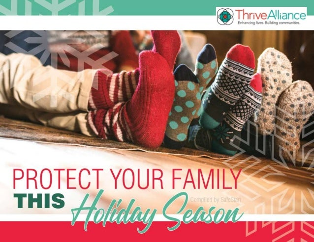 Protect your family this holiday season