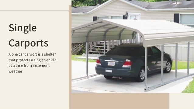 Protect Your Vehicles With Our Metal Carport Kits