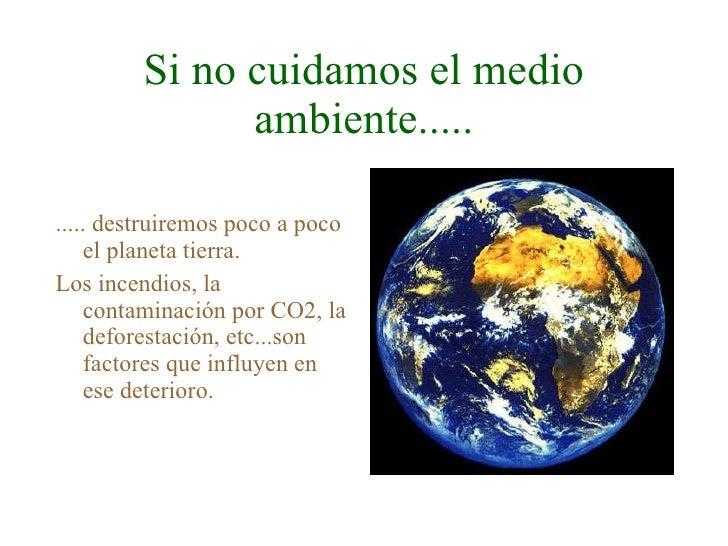 Proteger El Medio Ambiente