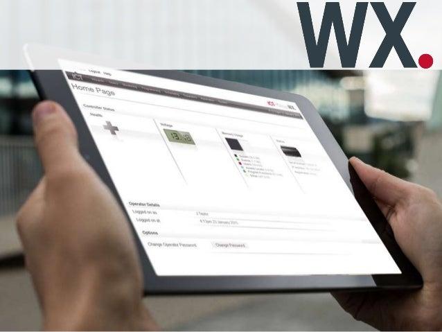 ProtegeWX Overview www.ict.co Introduction au ProtegeWX 2 La technologie de demain, dès aujourd'hui! Alarme intrusion Auto...