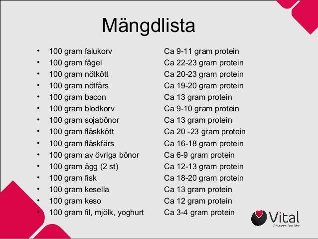 protein i falukorv