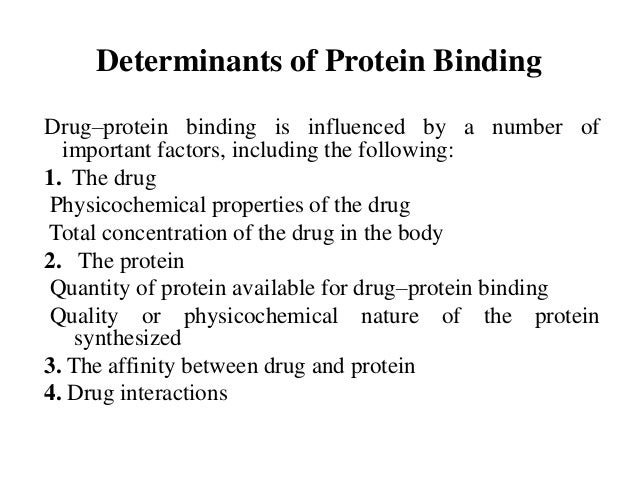 PROTEIN BINDING OF DRUGS EPUB DOWNLOAD