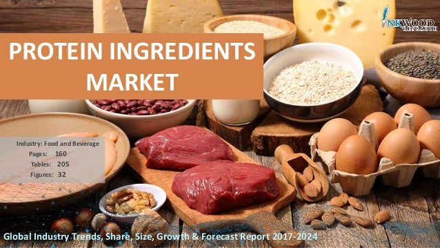Global Industry Trends, Share, Size, Growth & Forecast Report 2017-2024 Industry: Food and Beverage Figures: 32 Pages: 160...