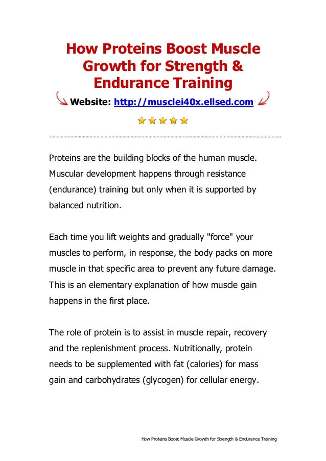 human muscle growth and development – lickclick, Muscles