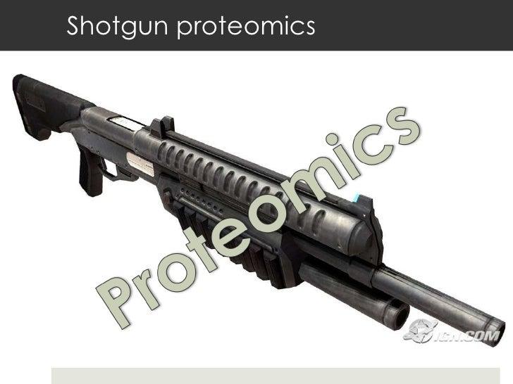 Shotgun proteomics