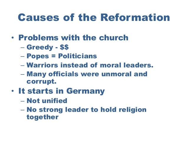 the response of catholic church on protestant reformation in northern germany