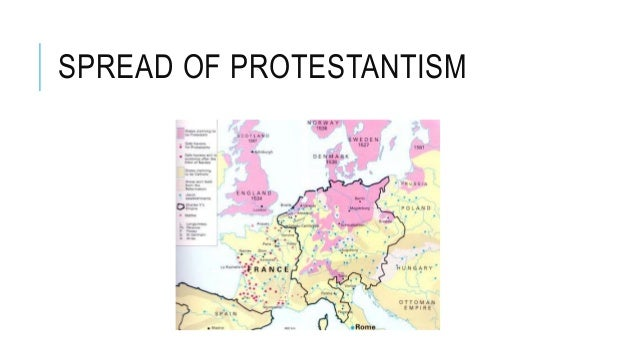 a history of the protestant reformation and its impact on the political domain The social order before and after the protestant reformation the author the history of the protestant reformation is political revolutions which.