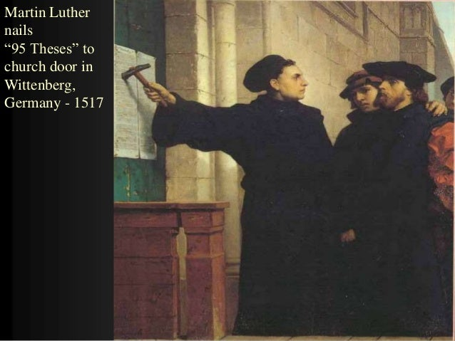 the 95 theses challenged the authority of Martin luther, the 95 theses and the birth of the protestant reformation martin luther, the 95 theses and the birth of the protestant reformation.
