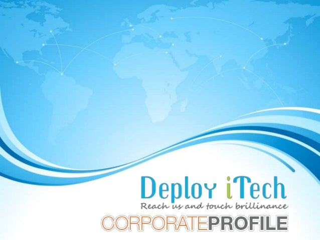 Deploy iTech i s a Gl obal I nf or mat i on Technol ogy (I T) Sol ut i ons Company. Over a decade, t he endeavor of our co...