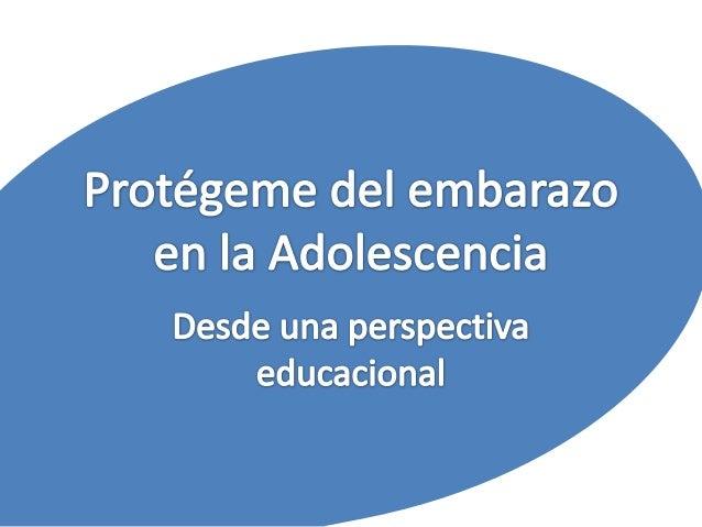 • Es parte esencial de la formación integral de todas las personas y en especial de los y las adolescentes • Es importante...
