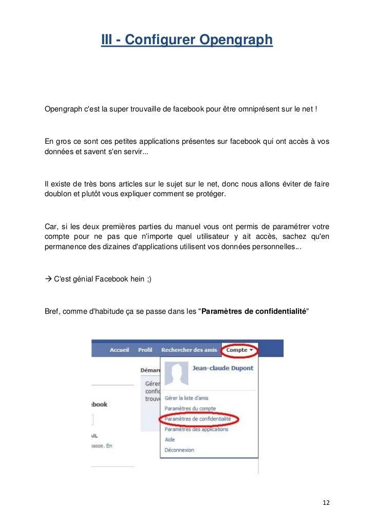 III - Configurer OpengraphOpengraph cest la super trouvaille de facebook pour être omniprésent sur le net !En gros ce sont...
