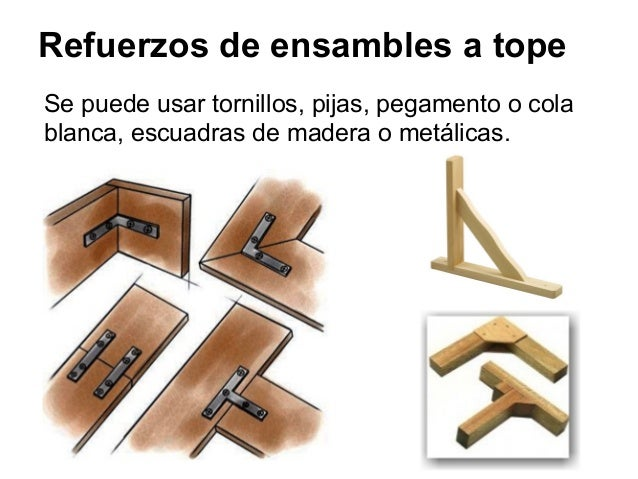 Proto2 clase02 ensambles maderasan2017 - Pegamento fuerte para madera ...