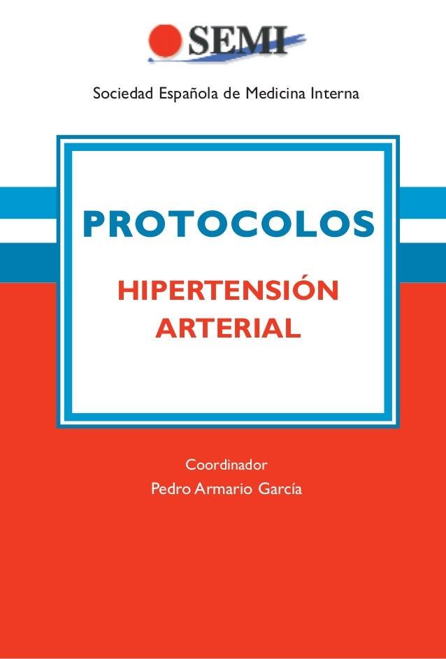 Protocolo hipertension-arterial