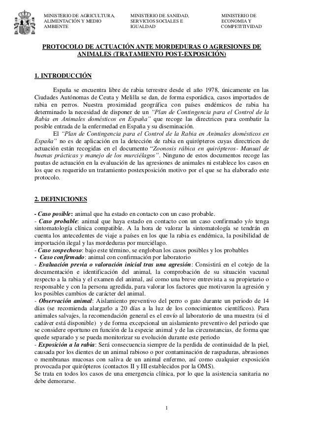 MINISTERIO DE AGRICULTURA, MINISTERIO DE SANIDAD, MINISTERIO DE ALIMENTACIÓN Y MEDIO SERVICIOS SOCIALES E ECONOMIA Y AMBIE...