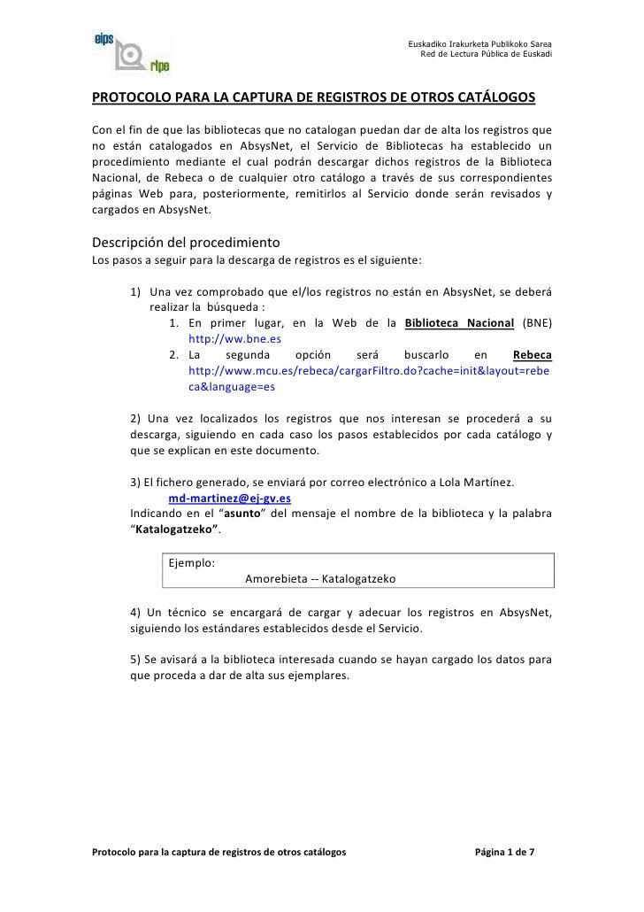 Euskadiko Irakurketa Publikoko Sarea                                                                   Red de Lectura Públ...
