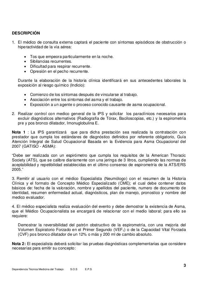 Protocolo clinico administrativo –para el tratamiento de
