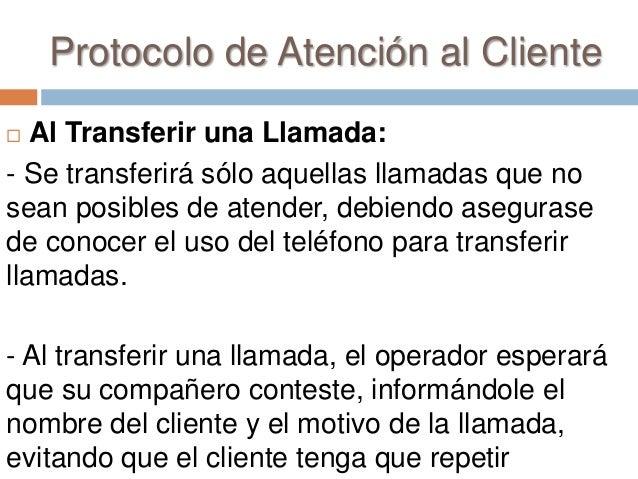Protocolo de atenci n a un cliente por tel fono - Telefono atencion al cliente airbnb ...