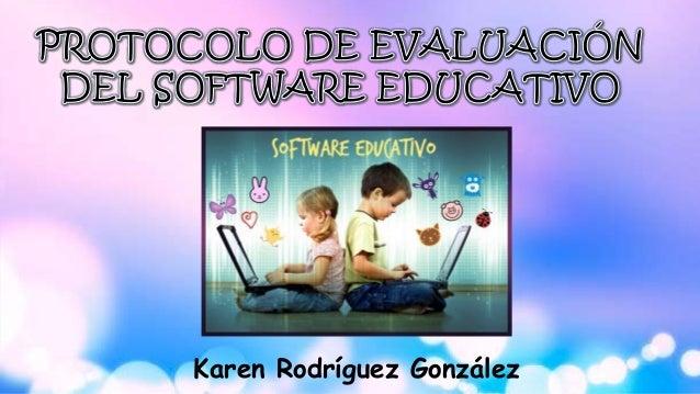Karen Rodríguez González