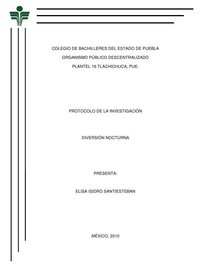 COLEGIO DE BACHILLERES DEL ESTADO DE PUEBLA     COLEGIO DE BACHILLERES DEL ESTADO DE PUEBLA      ORGANISMO PÚBLICO DESCENT...