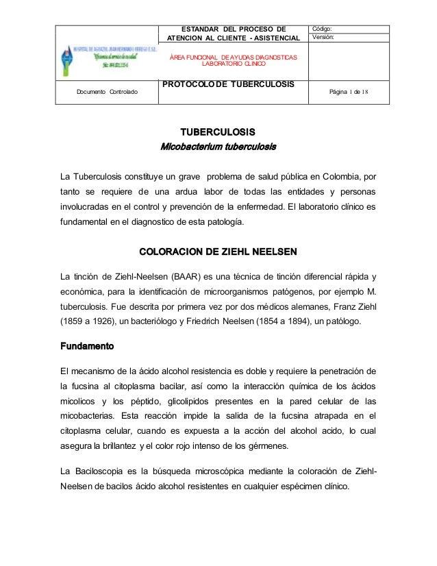 MONTAJE Y COLORACION DE ZIEHL-NEELSEN
