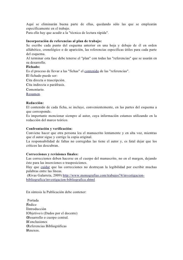 Protocolo De Trabajos De Investigación Bibliográfica Slide 3