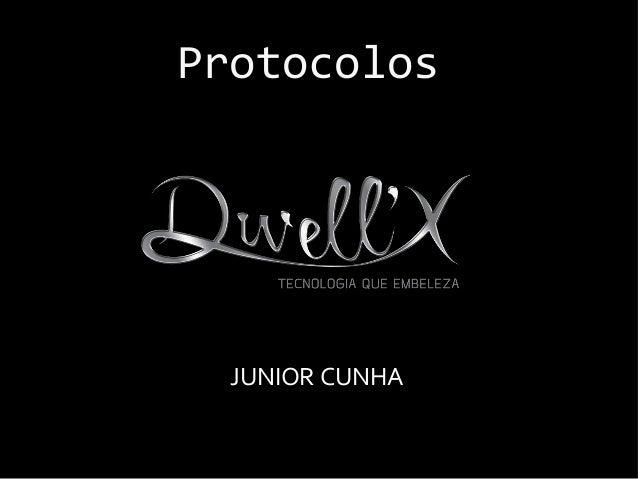 Protocolos JUNIOR CUNHA