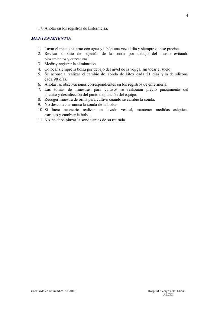 Protocolo enfermeria
