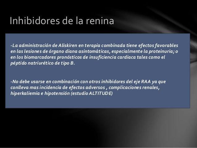 Posibles combinaciones de fármacos antihipertensivos DiuréticosTiazídicos ARA II Calcioantagonistas IECAs
