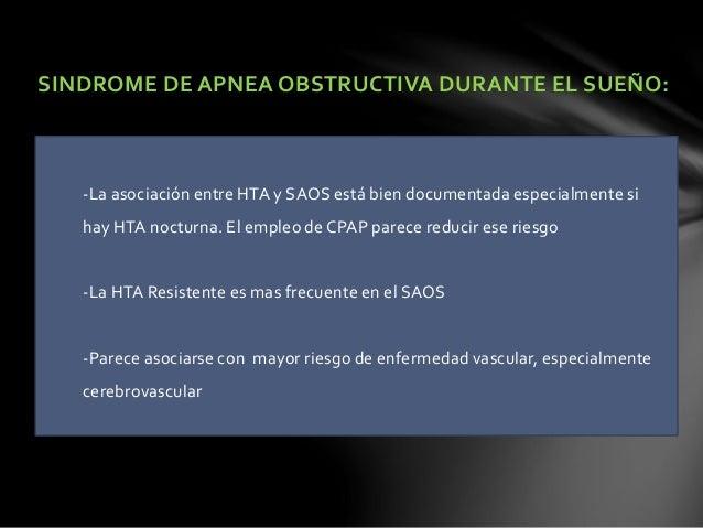 TTO DE FACTORES DE RIESGO ASOCIADOS A LA HTA : -Se recomienda el uso de estatinas para pacientes HTA con riesgo CV moderad...