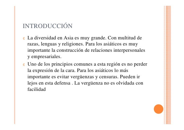 Protocolo internacional (protocolo asiático). Slide 3