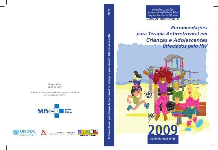 MINISTÉRIO DA SAÚDE                                                                2009                                   ...
