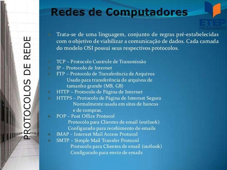    Trata-se de uma linguagem, conjunto de regras pré-estabelecidas    com o objetivo de viabilizar a comunicação de dados...