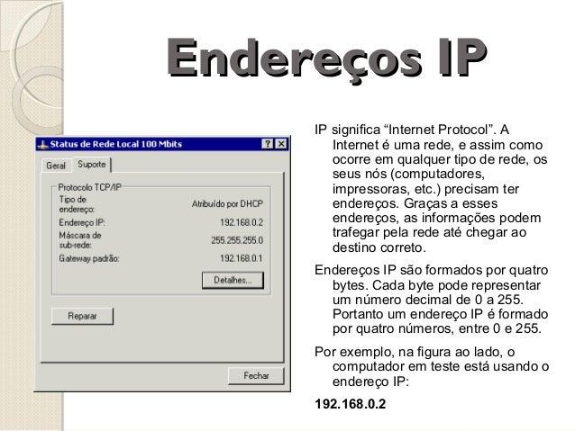 Protocolos de Redes Slide 2