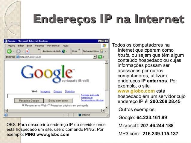 Protocolos de Redes Slide 3