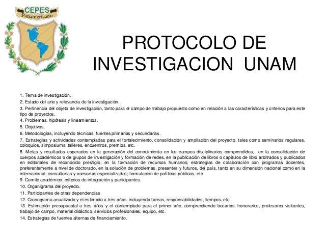 Protocolos de investigacion for Ejemplo protocolo autocontrol piscinas
