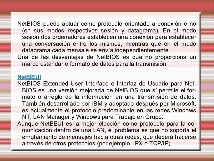 PrOtOcOlOs De ReD Slide 3