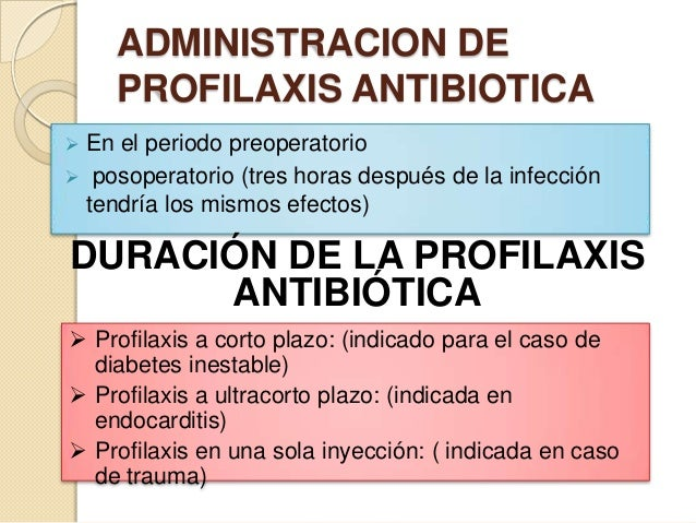 Protocolos en odontologia