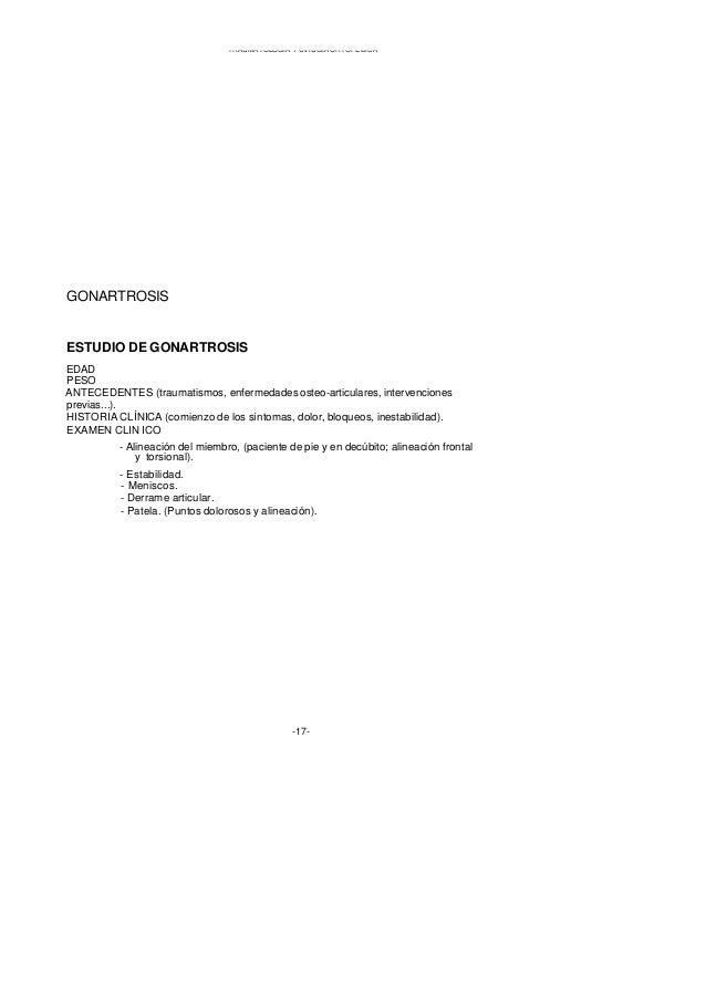 Cirugía de realineación rotuliana síntomas de diabetes