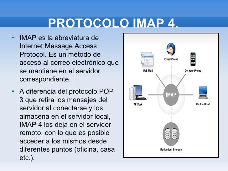 Protocolos y historia de internet for Protocolo pop