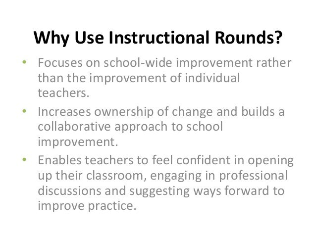 Deeper Learning A Collaborative Classroom Is Key : Professional learning conversations