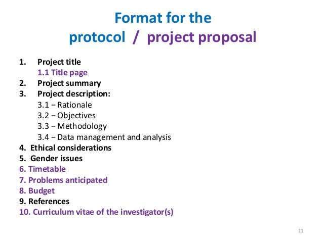 Protocol writing in clinical research kamal