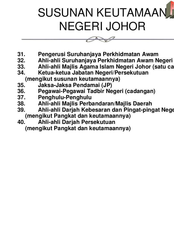 Protokol Johor