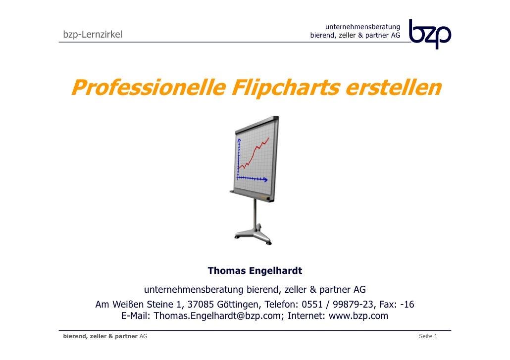unternehmensberatung bzp-Lernzirkel                                                bierend, zeller & partner AG       Prof...