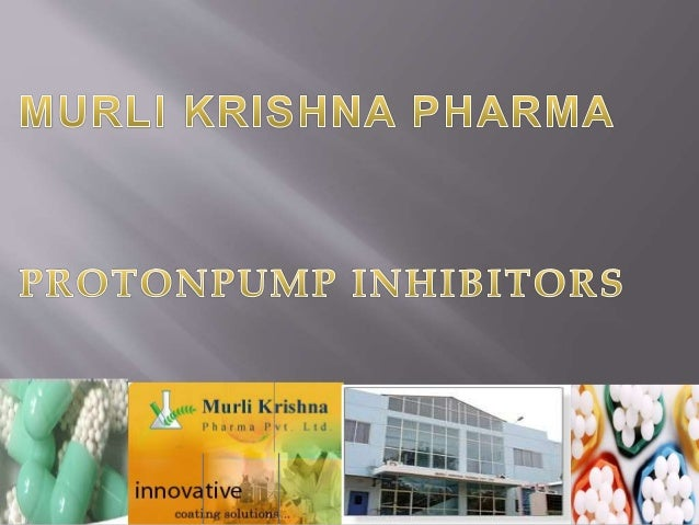  COMPANY PROFILE  Murli Krishna Pharma is an EU-GMP/ WHO-GMP and PIC/S approved plant.  We manufacture pre finished for...